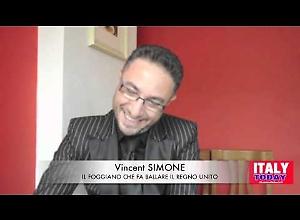 Vincent Simone, il foggiano che fa ballare il Regno Unito